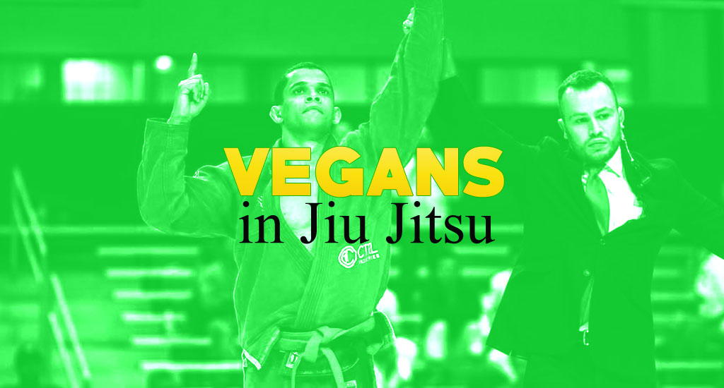 Veganism in Jiu Jitsu
