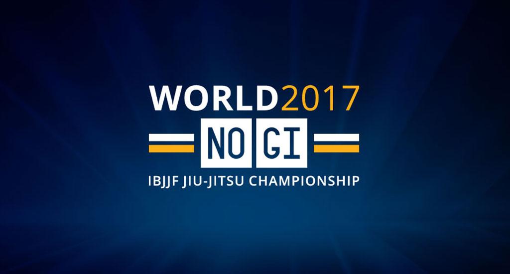 IBJJF No-Gi World Championship Results 2017