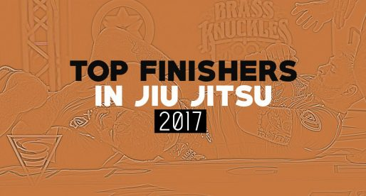 Top Finishers in Jiu Jitsu 2017