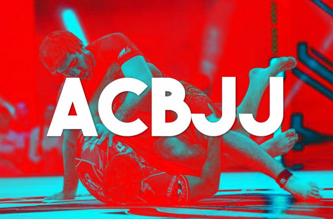 ACB Threatens to Remove Support From BJJ