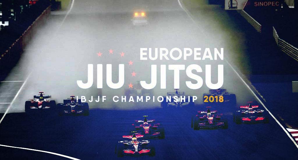 European Open 2018, IBJJF's Pole Position Lap