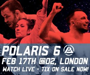 Polaris 6 Professional Jiu Jitsu
