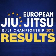 IBJJF European Open 2018 Results