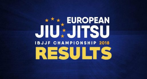 IBJJF European Open 2018 Results
