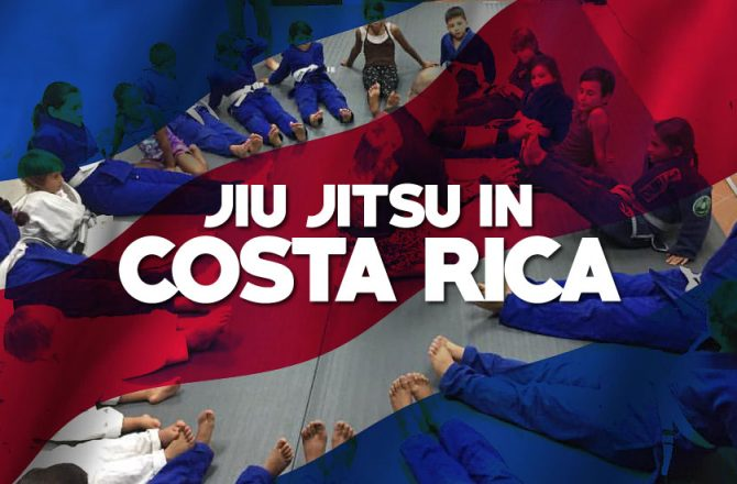 Giving Costa Rican Kids a Starting Chance Through BJJ
