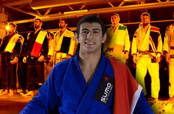 Iron Brown Belt Results: Norwegian Tarik Wins With Injured Foot!