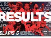 Polaris 6 Results: Jones Heel Hooks, Benson and AJ Steal the Show!