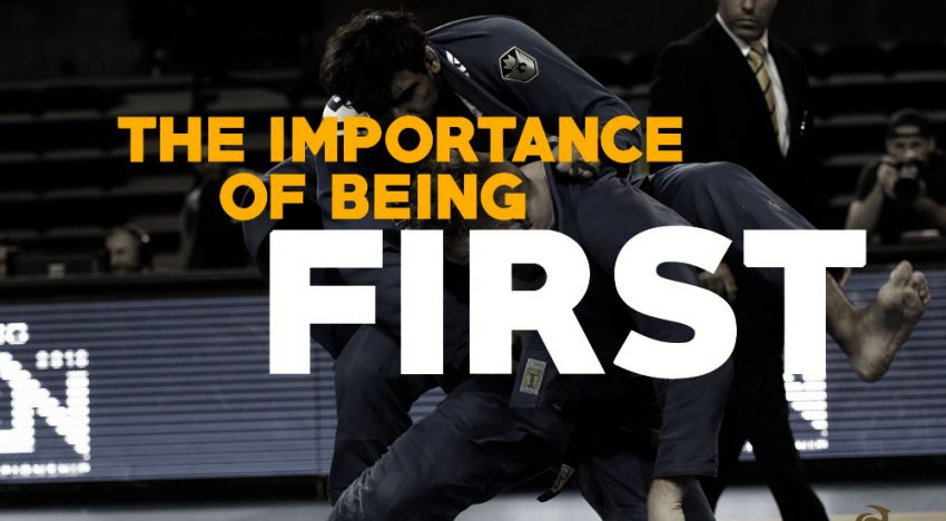 IBJJF Pans x UAEJJF Grand Slam Stats: The Importance of Being First