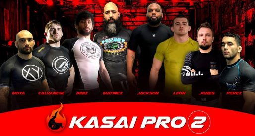 Kasai Pro 2 Results: Diniz, Ryan, Agazarm and Cummings Victorious