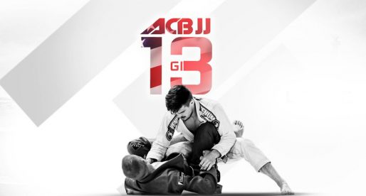 ACBJJ 13 Card: Rocha vs Buchecha + Lo vs Arges