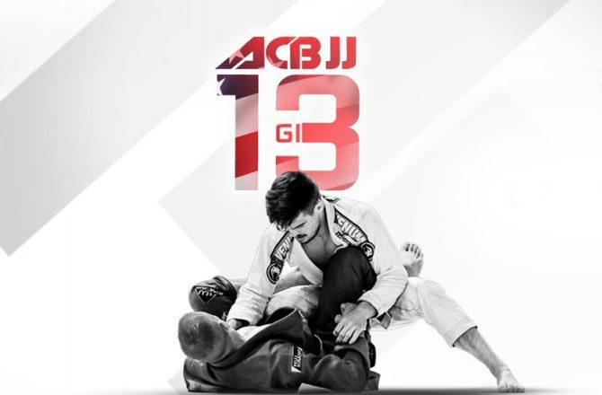 ACBJJ 13 Card: Rocha vs Buchecha + Lo vs Arges