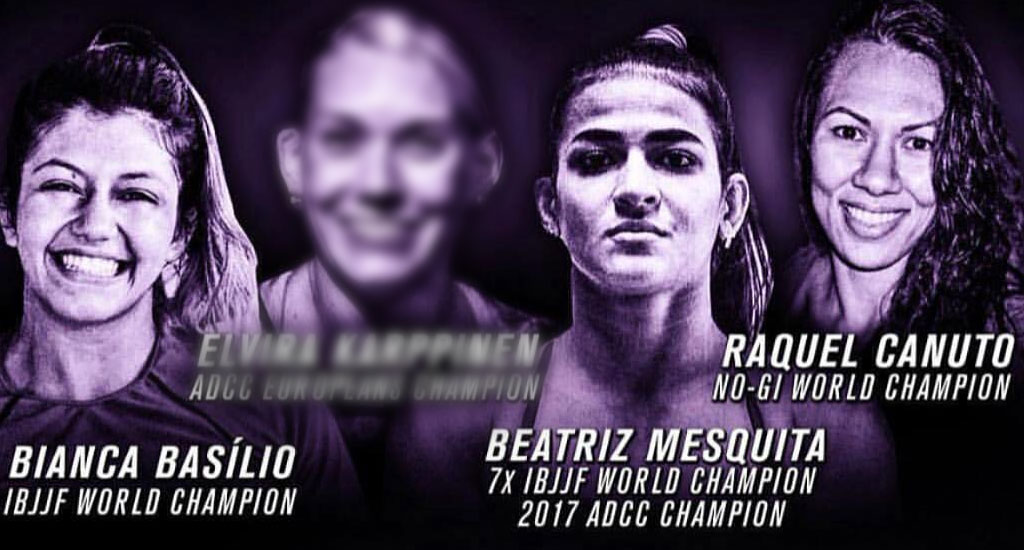 EBI 16 Female Card Shaping Up, And Looks Tremendous!