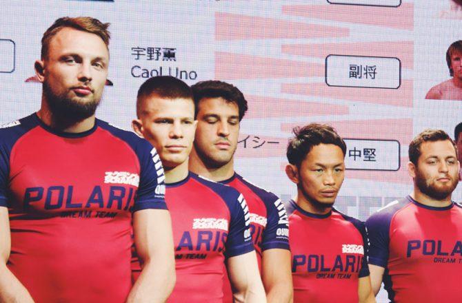 Team Polaris Domination at Sakuraba's Quintet Tournament!