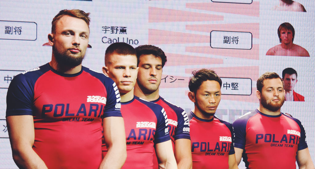 Team Polaris Domination at Sakuraba's Quintet Tournament!