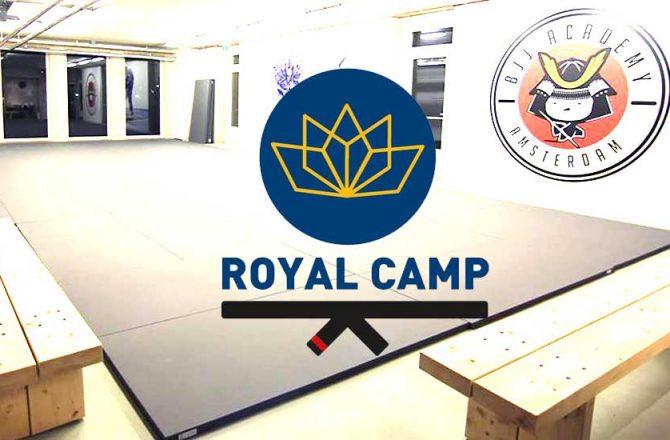 Royal BJJ Camp, Amsterdam