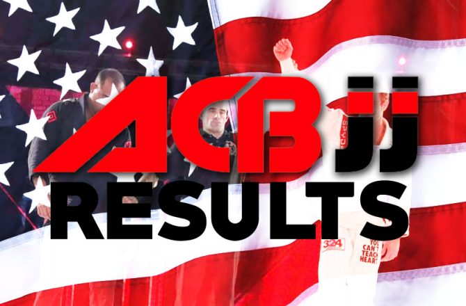 ACBJJ 13 Results: Gordon Ryan Loses Debut, Buchecha and Lo Win Big!