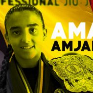 Amal Amjahid, The Worlds Most Feared Brown Belt