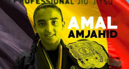 Amal Amjahid, The World's Most Feared Brown Belt