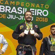 Duzão, New Brown Belt Power House Takes Double Gold at Brasileiro