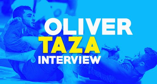 "Oliver Taza Interview: ""The Gi Helps Prepare for The ADCC"""