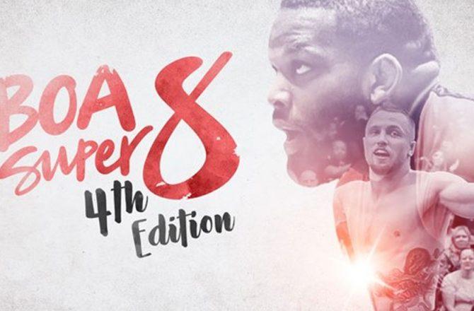 Boa Super 8 Results: Jackson Defeats Craig Jones For BS8 Title