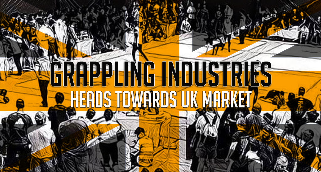 Grappling Industries is Coming to England