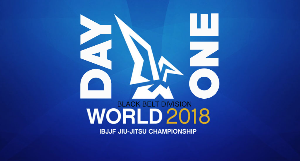 IBJJF Worlds Black Belts Day 1 – Buchecha x Lo No.2 Set for the Absolute