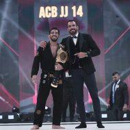 ACBJJ 14, Lucas Lepri Beats Ramos for the Title