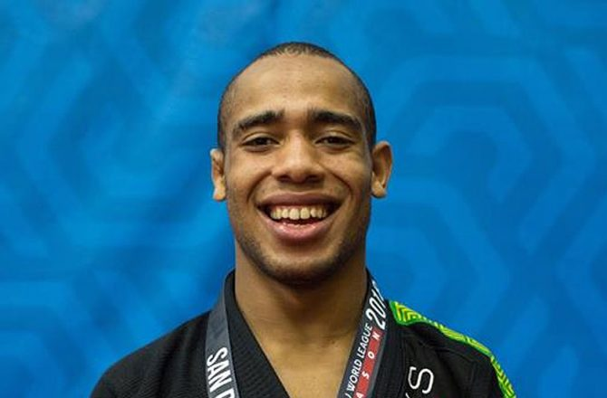 Meet The Phenom Who Beat a World Champ in His Brown Belt Debut