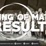 King of Mats Results: Erberth Santos Wins in Lukewarm Tournament