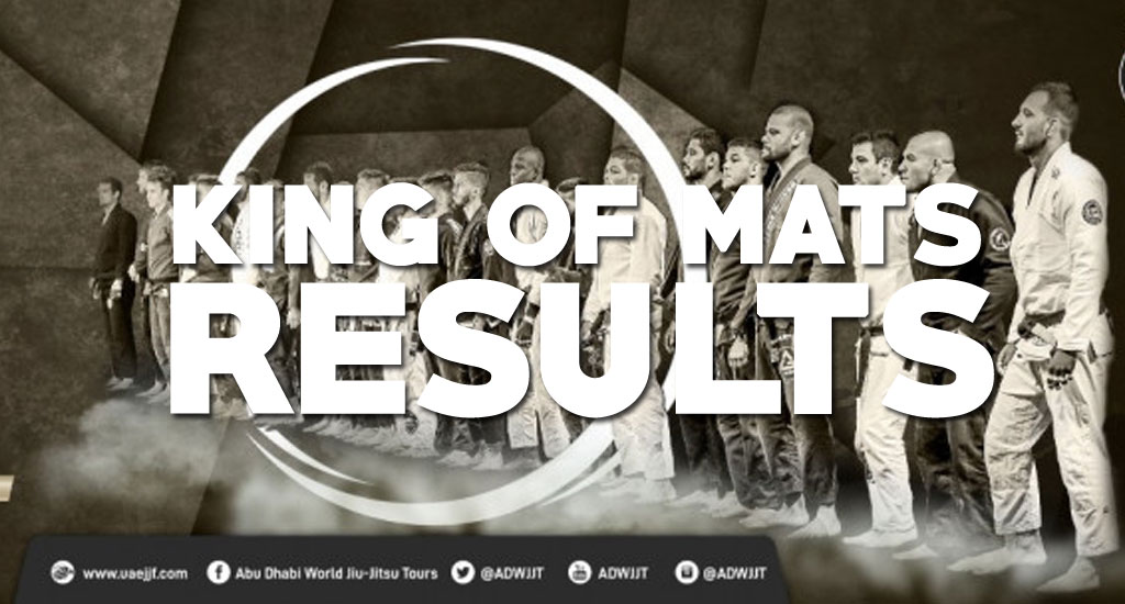 King of Mats Results: Erberth Santos Wins in Lukewarm Tournament