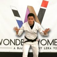 Leka Vieira's Wonder Woman Project