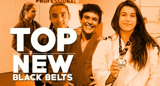 Scout Watch: Top 5 New Female Black Belts