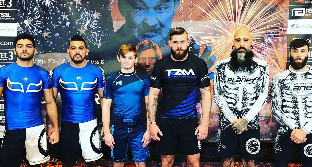 Quintet 3 Weigh-ins Done, Plus Gordon Ryan Joins Team Alpha-Male!