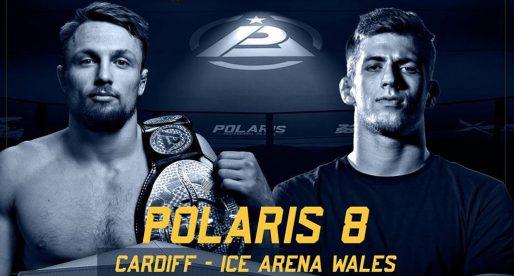 Polaris 8 Keenan vs Jones Full Card