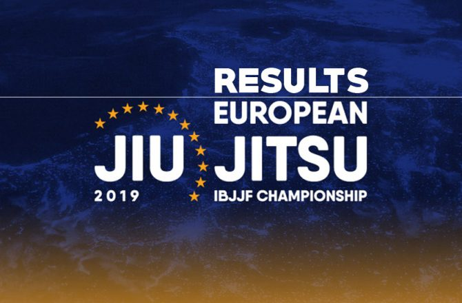 Europeans 2019 Results: Paulo Miyao Returns and New Aussie Star Defeats Lepri