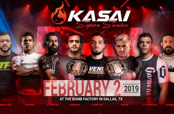 Kasai Pro Super Series Line-Up