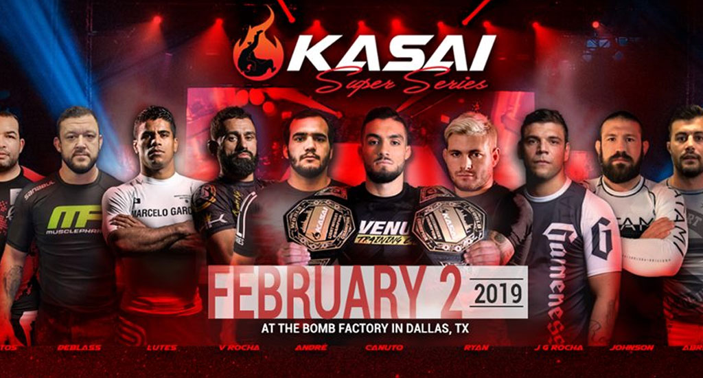 Kasai Pro Super Series Line-Up