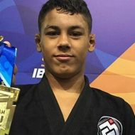 Copa Podio Grand Prix to Feature 15YO Blue Belt Phenom, Mica Galvao