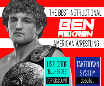 Ben Askren Wrestling Instructional