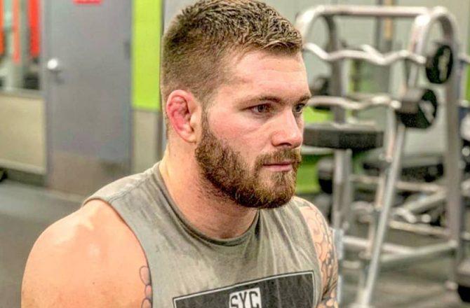 Gordon Ryan Out of EBI Combat Jiu-Jitsu