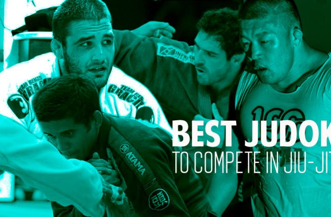 The Best Judo Players to Have Competed in BJJ