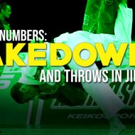By The Numbers: Most Successful Takedowns in Jiu-Jitsu