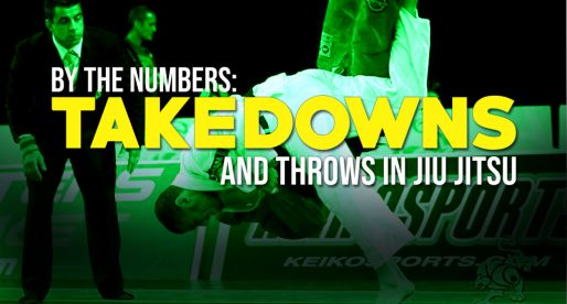 By The Numbers: Most Successful Takedowns in Jiu-Jitsu