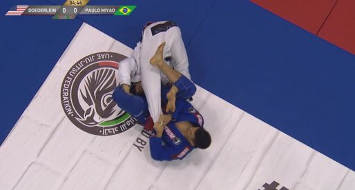 King of Mats Results, Paulo Miyao Steals the Show in London