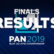 IBJJF Pan Results, Wardzinski and Matheus Gabriel Shock The World, Ffion Does It Again!