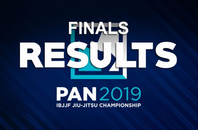 IBJJF Pan Results, Wardzinski and Matheus Gabriel Shock The World, Ffion Does It Again!