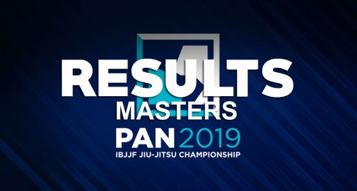 IBJJF Pan Masters Results, Formiga and Pichilinga Victorious, Burton Makes a Stand