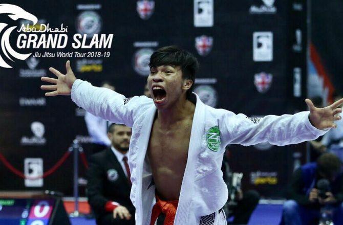 London Grand Slam Results, Sousa Defeats Miyao, Bravo Has Historic Peformance