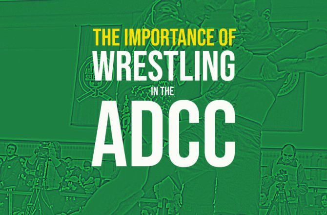 Is Wrestling The Key to ADCC Success?